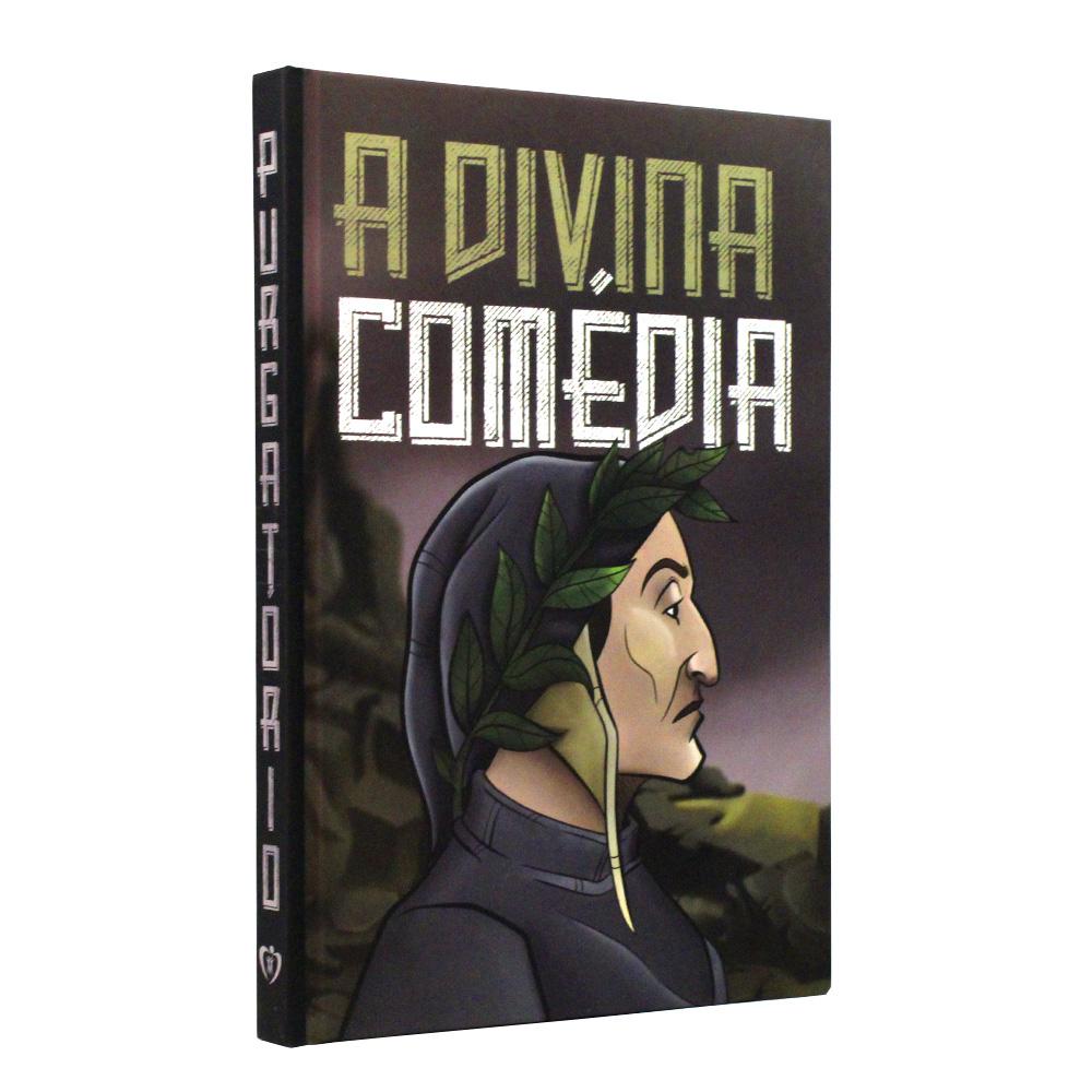 A Divina Comédia | Purgatório | Dante Alighieri | Capa Dura