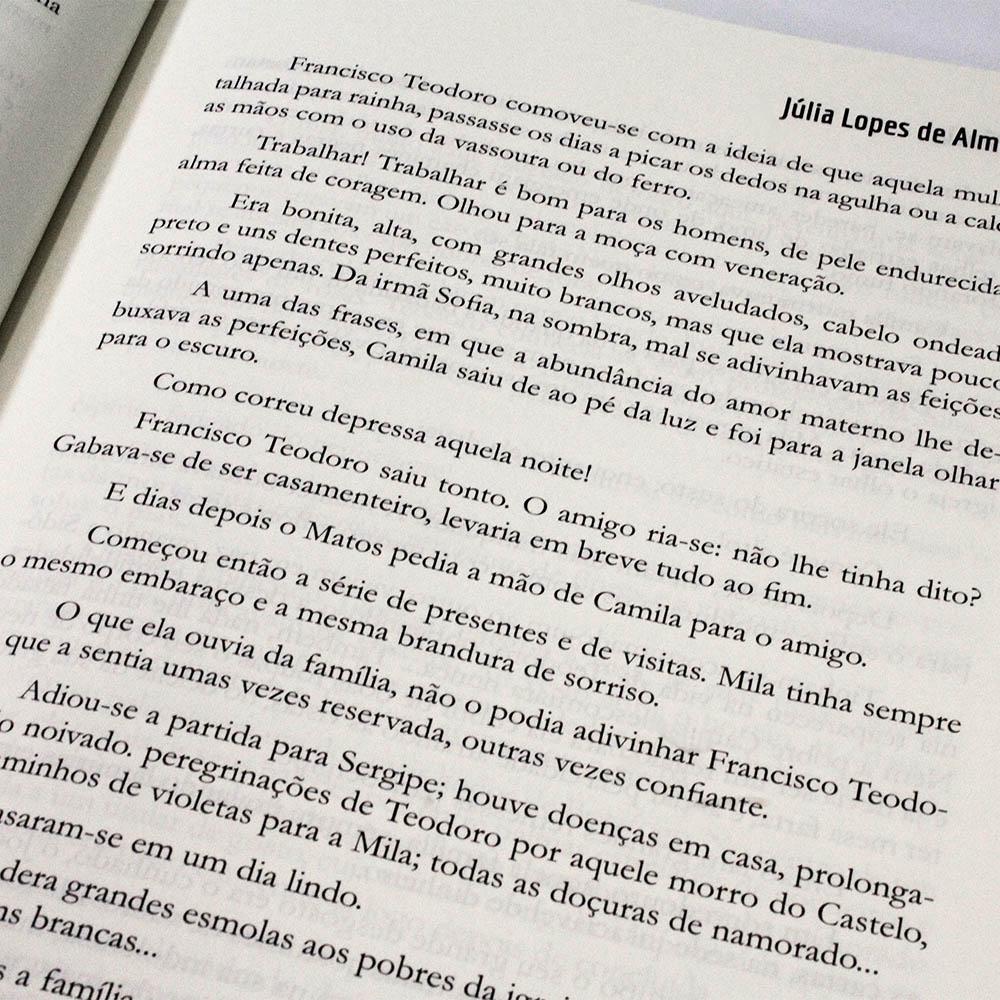 A Falência   Júlia Lopes de Almeida   LFC