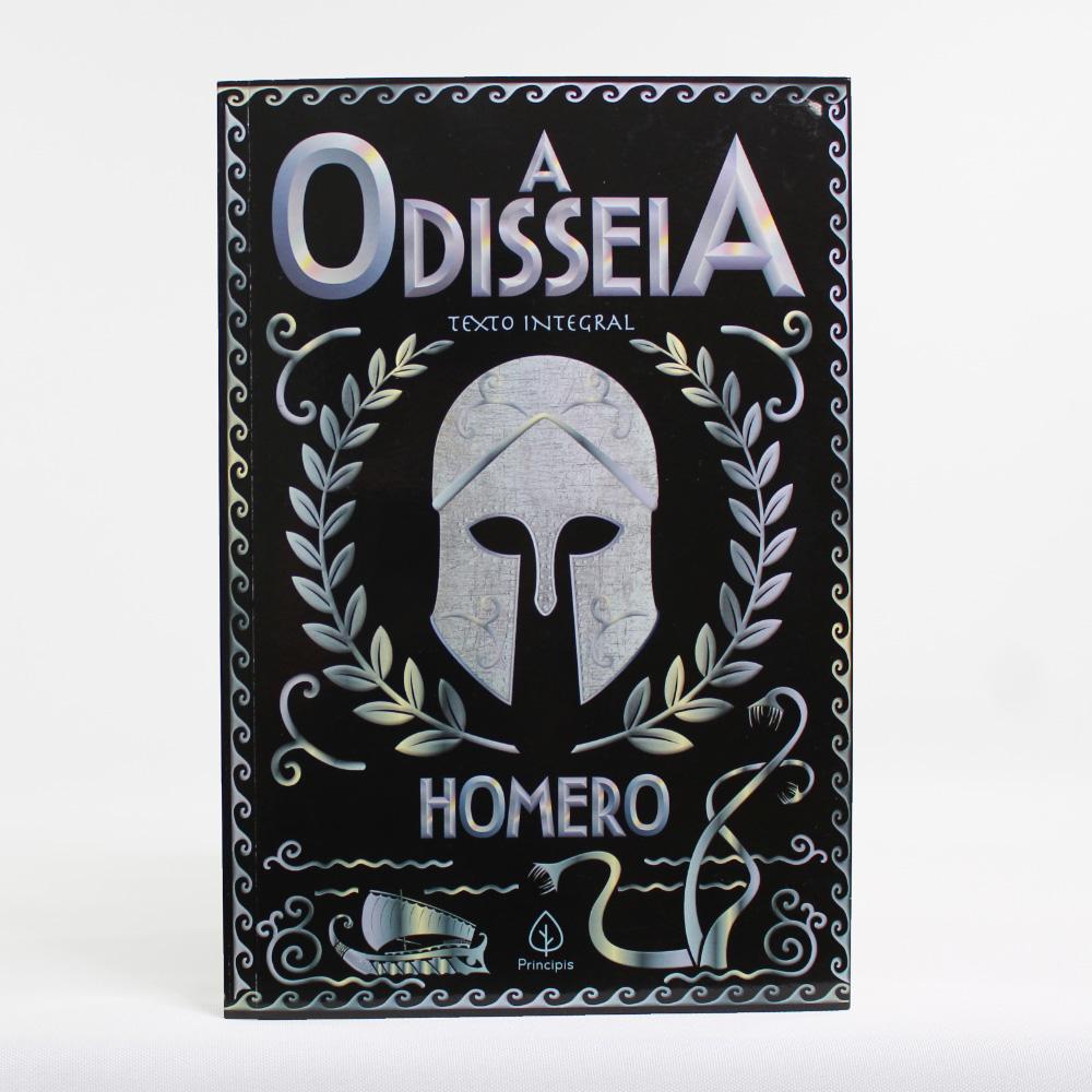 A Odisseia   Homero   Ciranda