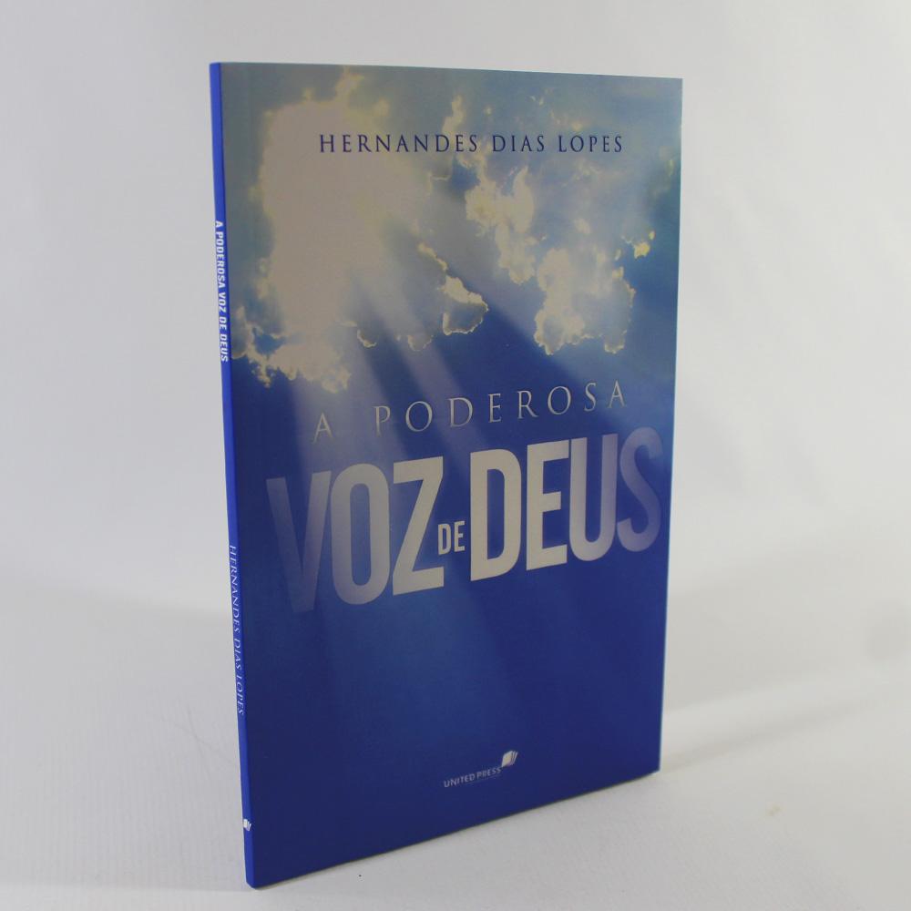 A Poderosa Voz de Deus | Hernandes Dias Lopes