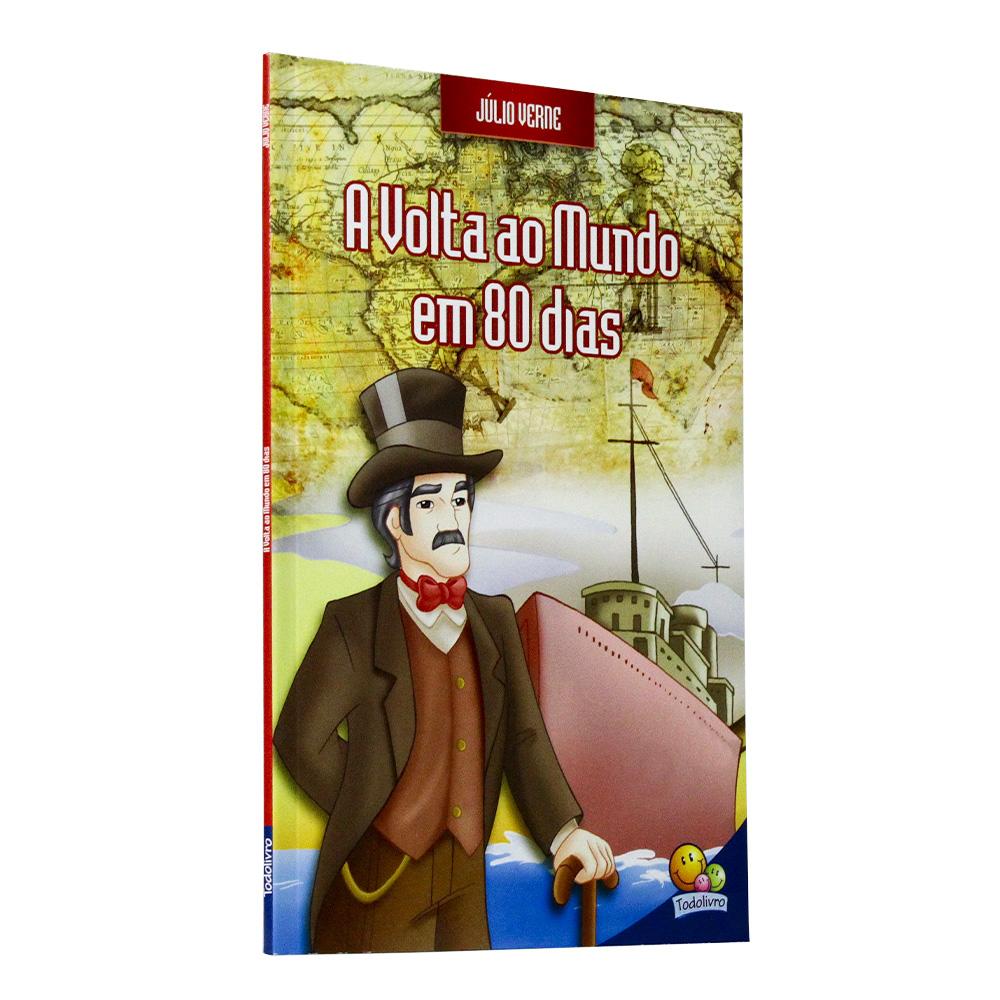 A Volta Ao Mundo Em 80 Dias | Júlio Verne | Todolivro