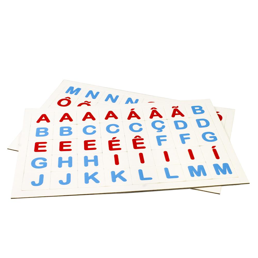Alfabeto Móvel   Escolinha TodoLivro