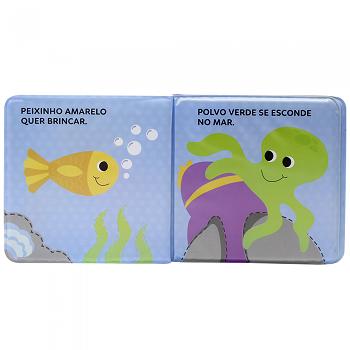 Amiguinhos   Um Livro De Banho: Amiguinhos Do Mar