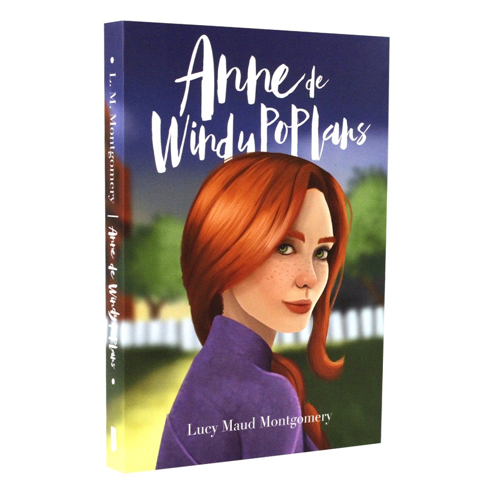 Anne de Windy Poplars   Lucy Maud Montgomery