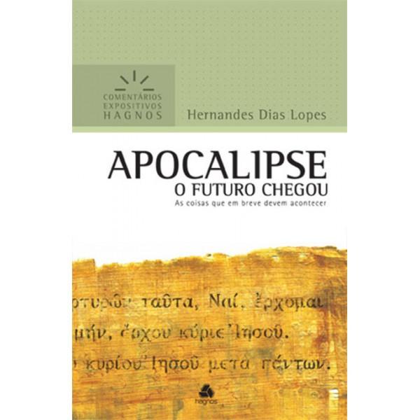 Apocalipse Comentário Expositivo   Hernandes Dias Lopes