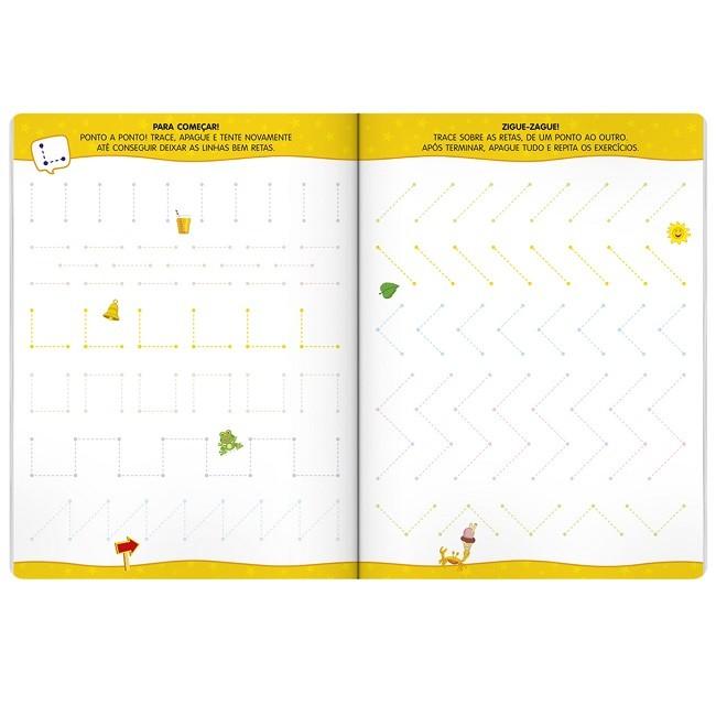 Aprenda Em Casa | Escreva E Apague: Coordenação Motora