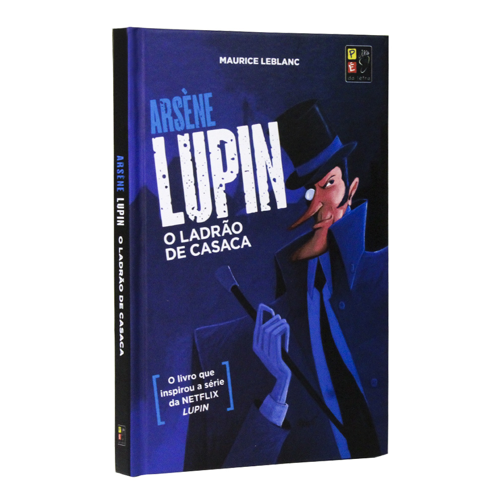 Arsène Lupin - O Ladrão de Casaca | Capa Dura