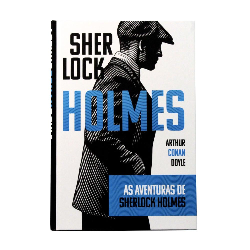 As Aventuras de Sherlock Holmes | Capa Dura