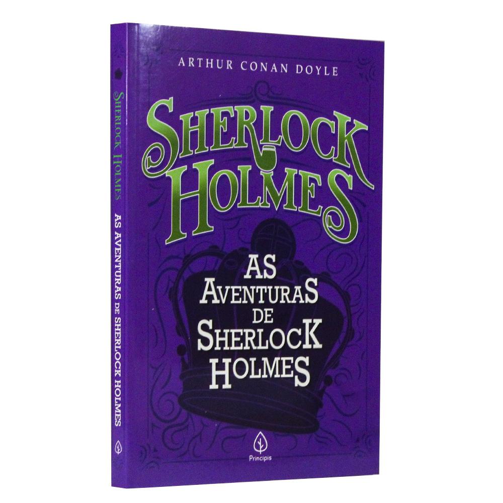 As aventuras de Sherlock Holmes - Ciranda