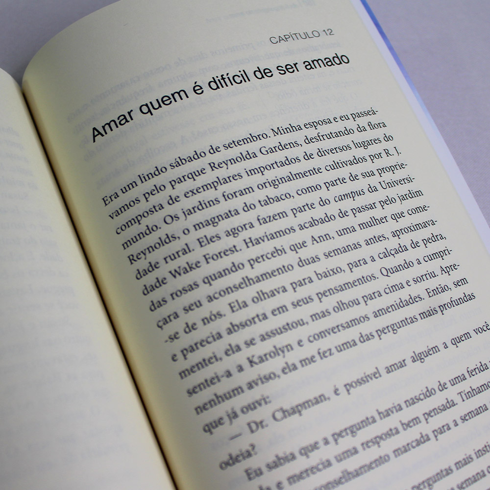 As Cinco Linguagens do Amor | 3ª Edição | Gary Chapman