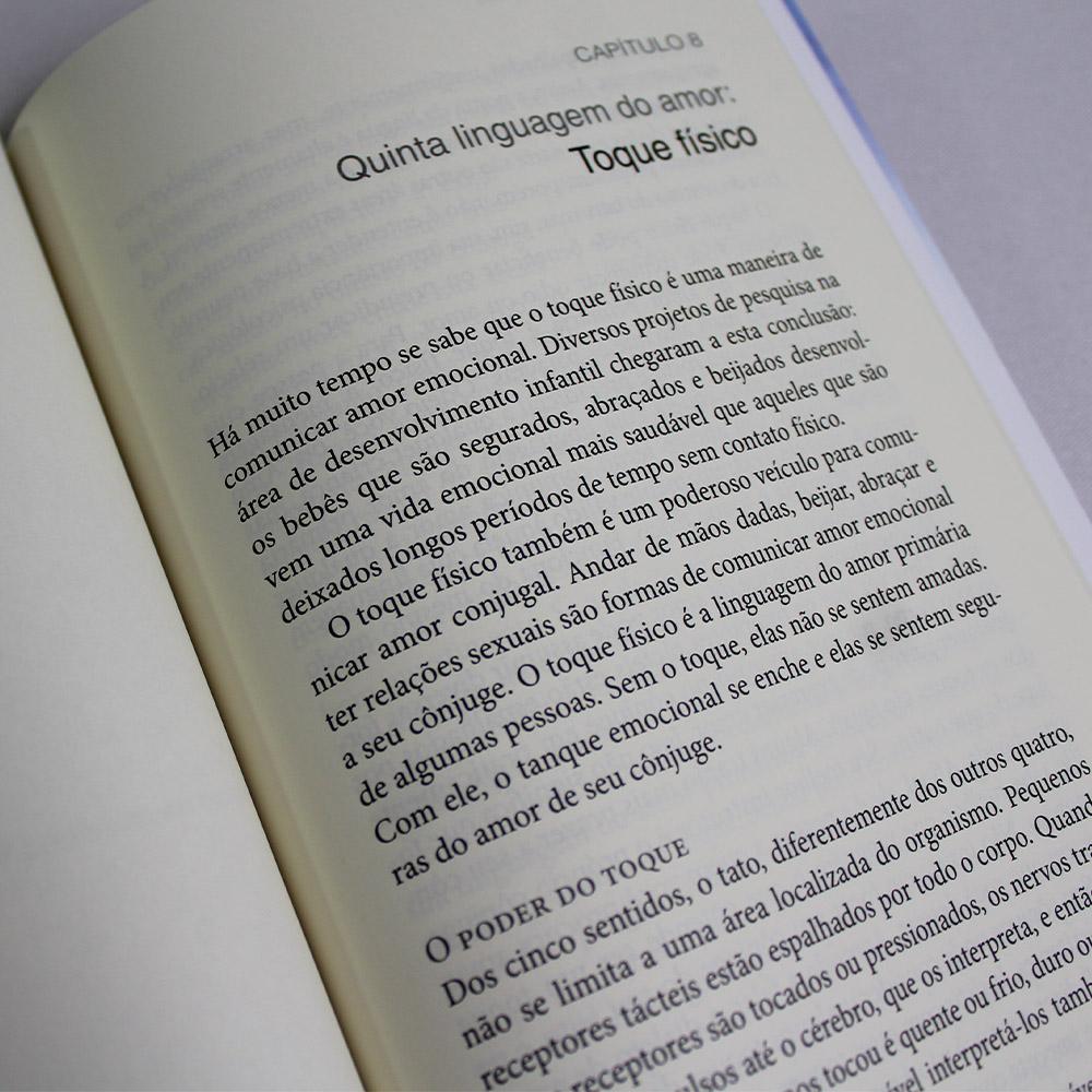 As Cinco Linguagens do Amor   3ª Edição   Gary Chapman