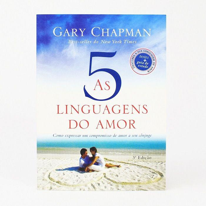 As cinco linguagens do Amor - Bolso