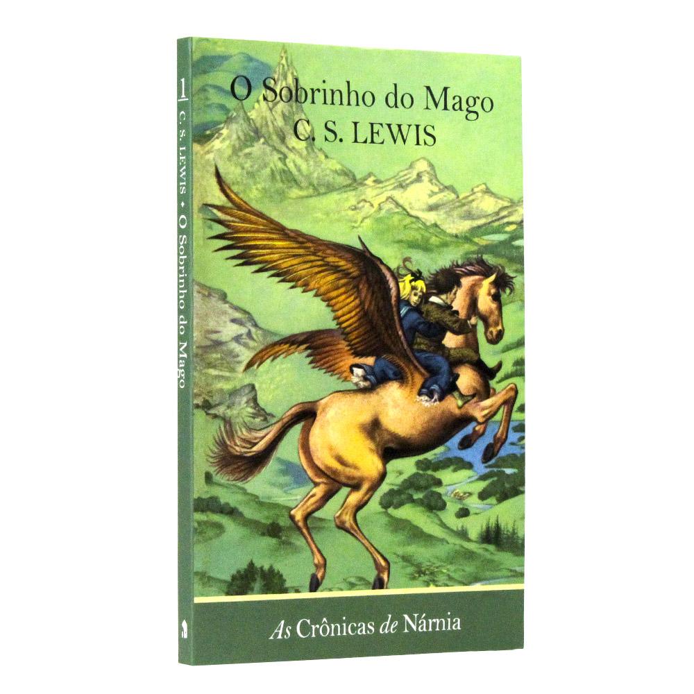 As Crônicas de Nárnia Vol. 1 | O Sobrinho do Mago | C. S. Lewis