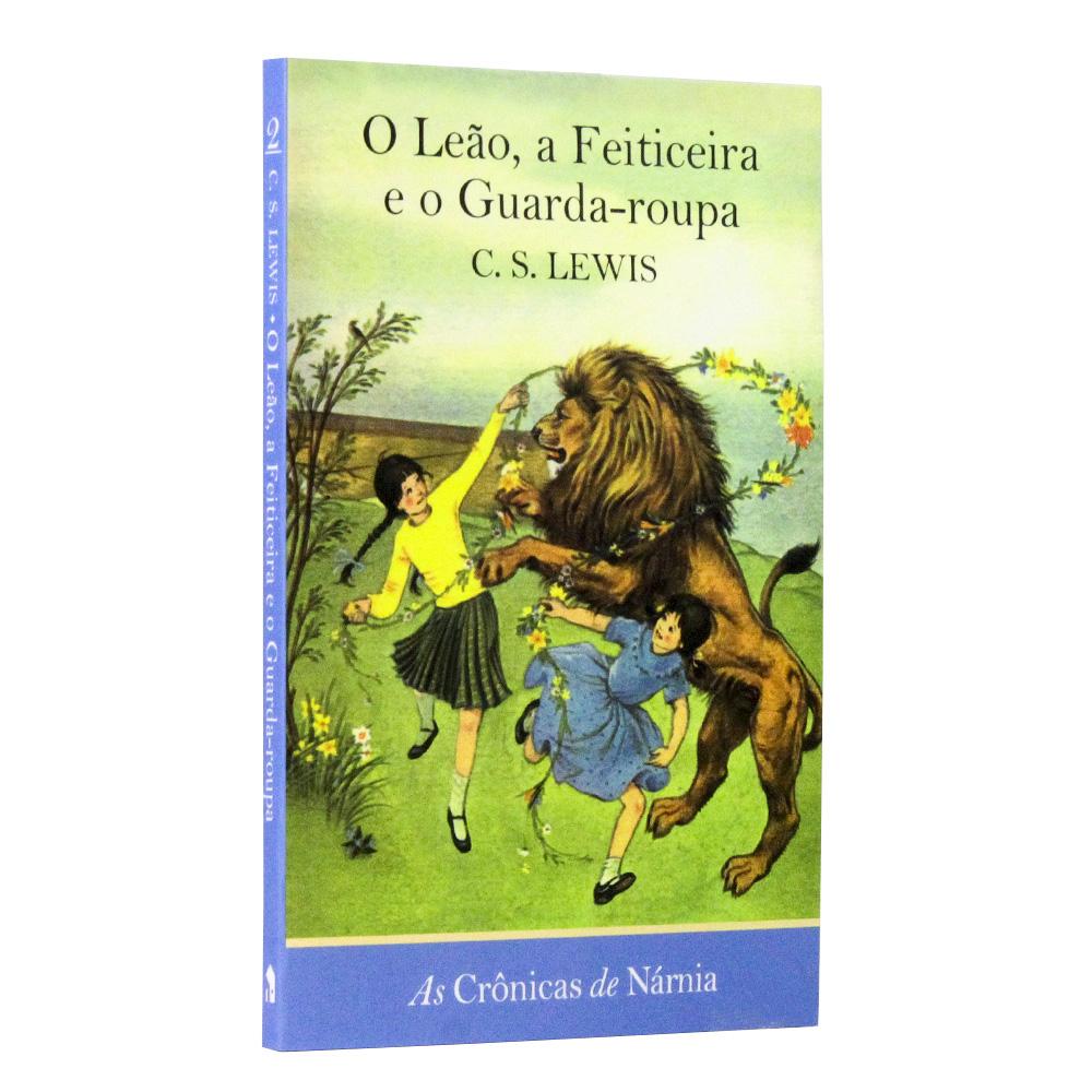 As Crônicas de Nárnia Vol. 2 | O Leão, a Feiticeira e o Guarda-roupa | C. S. Lewis