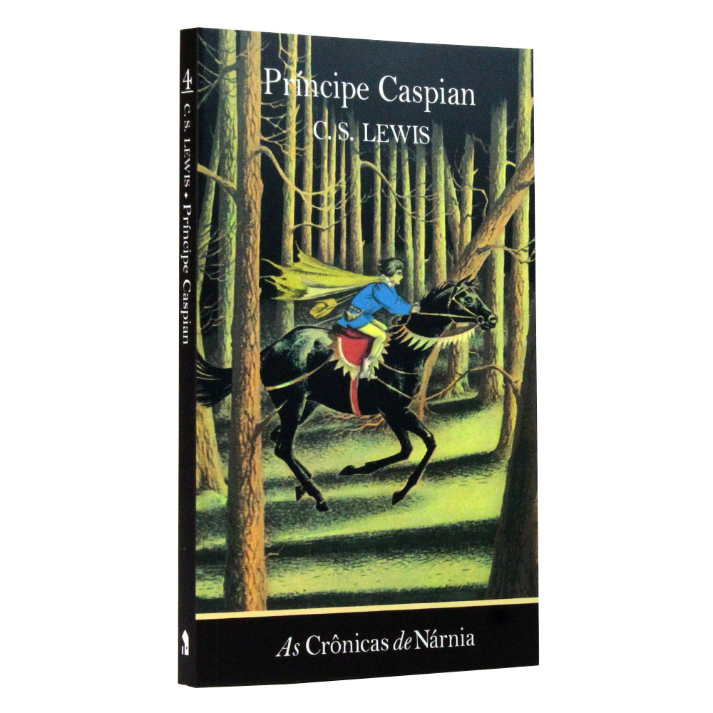 As Crônicas de Nárnia Vol. 4 | Príncipe Caspian | C. S. Lewis
