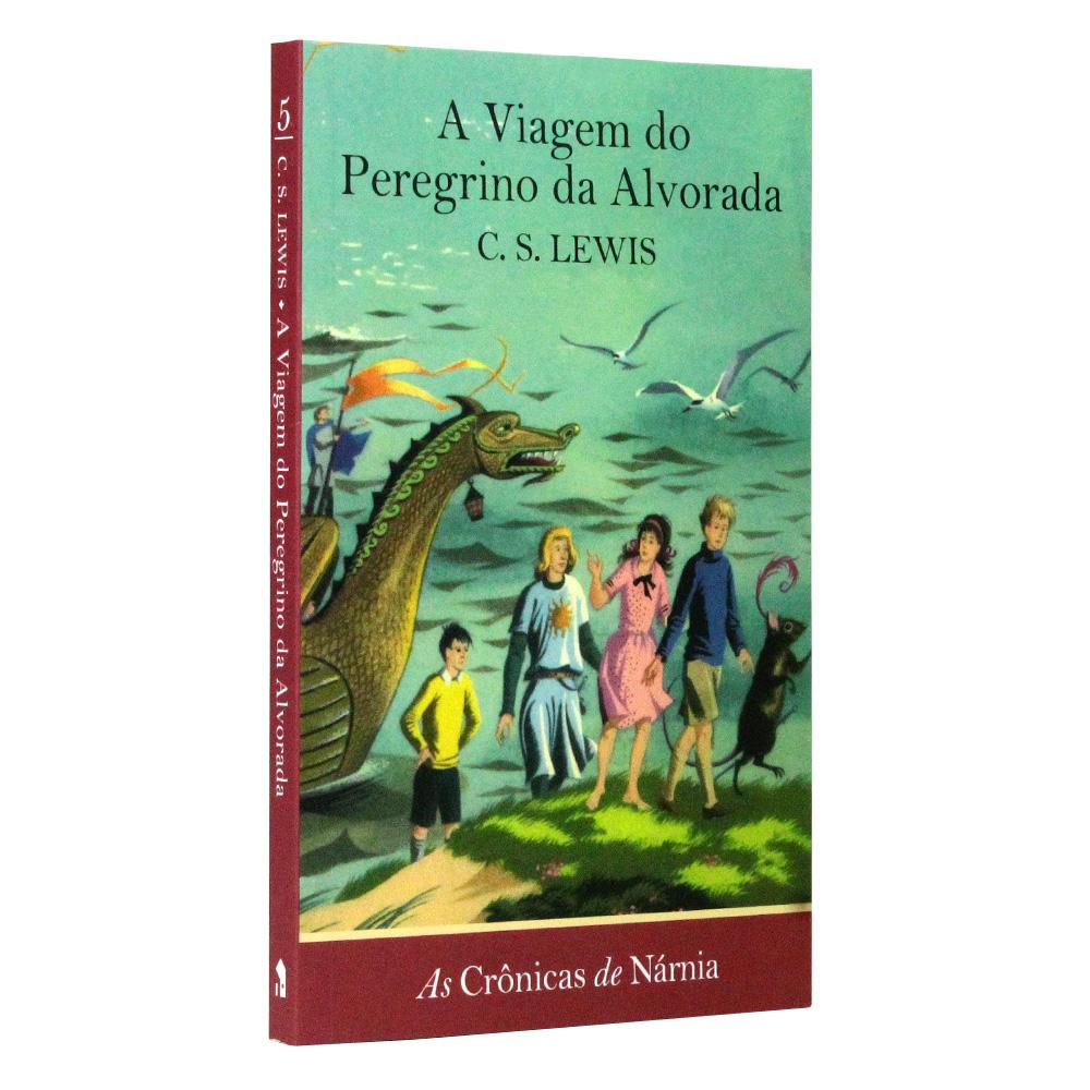 As Crônicas de Nárnia Vol. 5 | A Viagem do Peregrino da Alvorada | C.S. Lewis