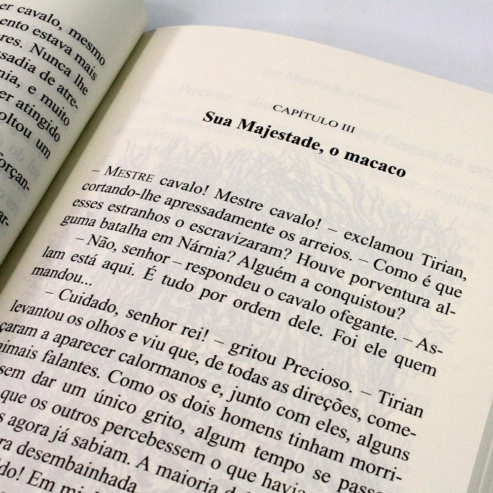 As Crônicas de Nárnia Vol. 7 | A Última Batalha | C.S. Lewis