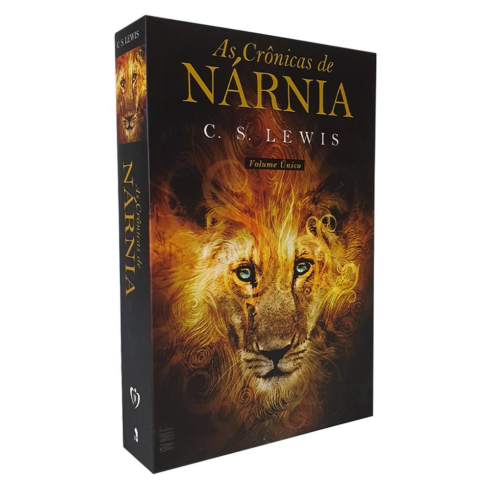As Crônicas de Nárnia Volume Único   C. S. Lewis