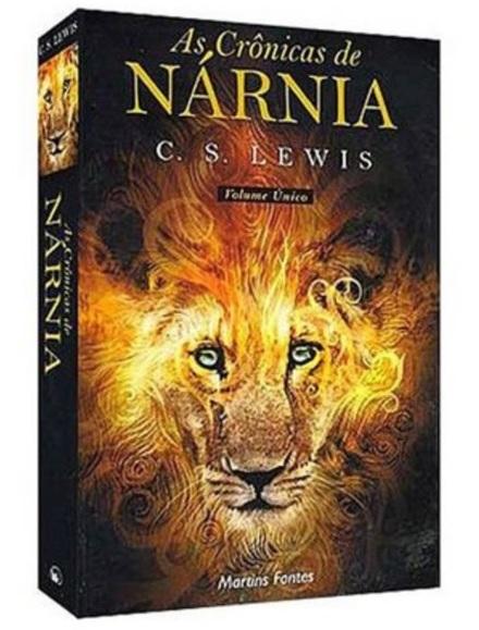 As Crônicas de Nárnia Volume Único | C. S. Lewis