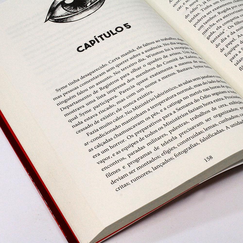 Box 3 Livros   As Obras Revolucionárias de George Orwell   Principis