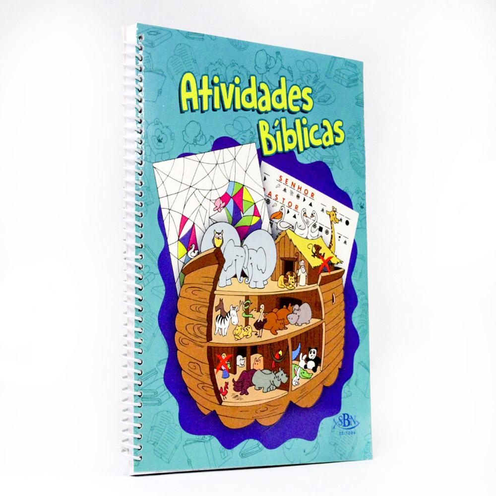 Atividades Bíblicas | Todolivro | SBN