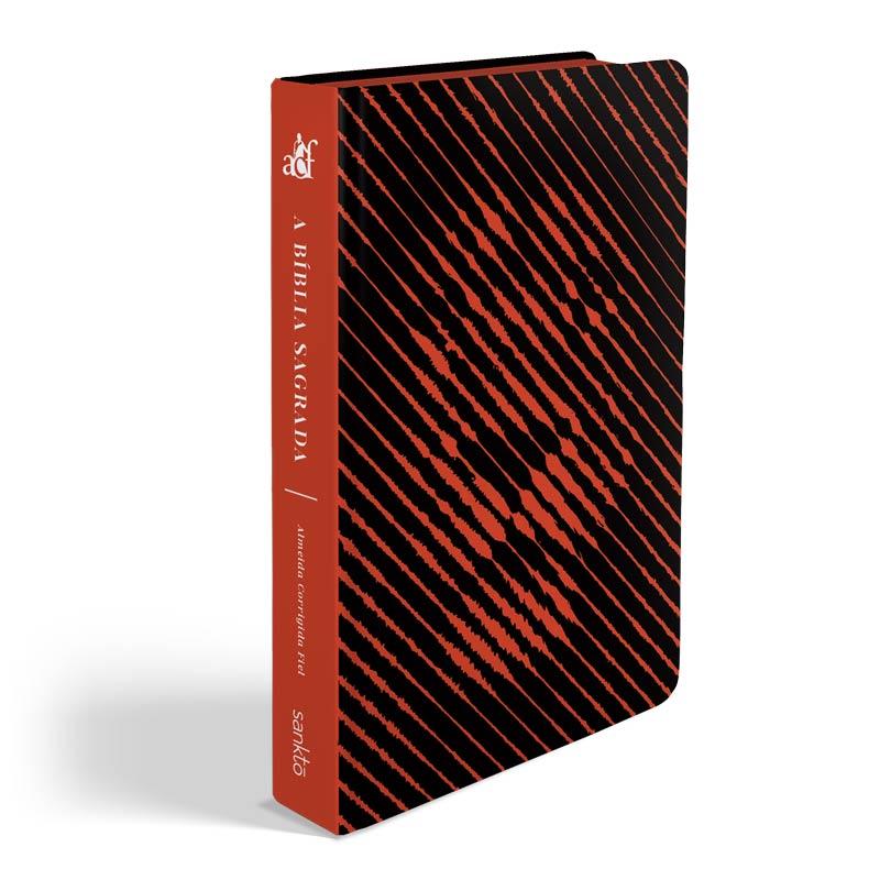 Bíblia ACF Leão Linear - Letra Grande Soft Touch