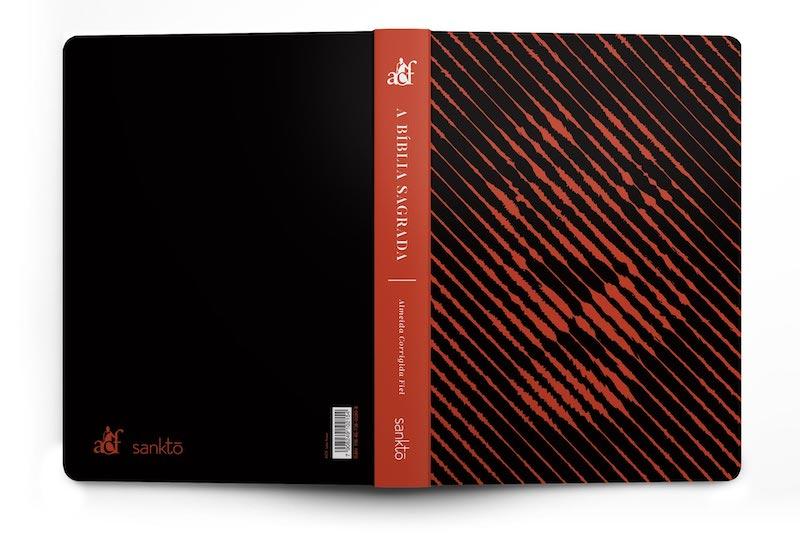 Biblia ACF Leão Linear - Letra Grande Soft Touch