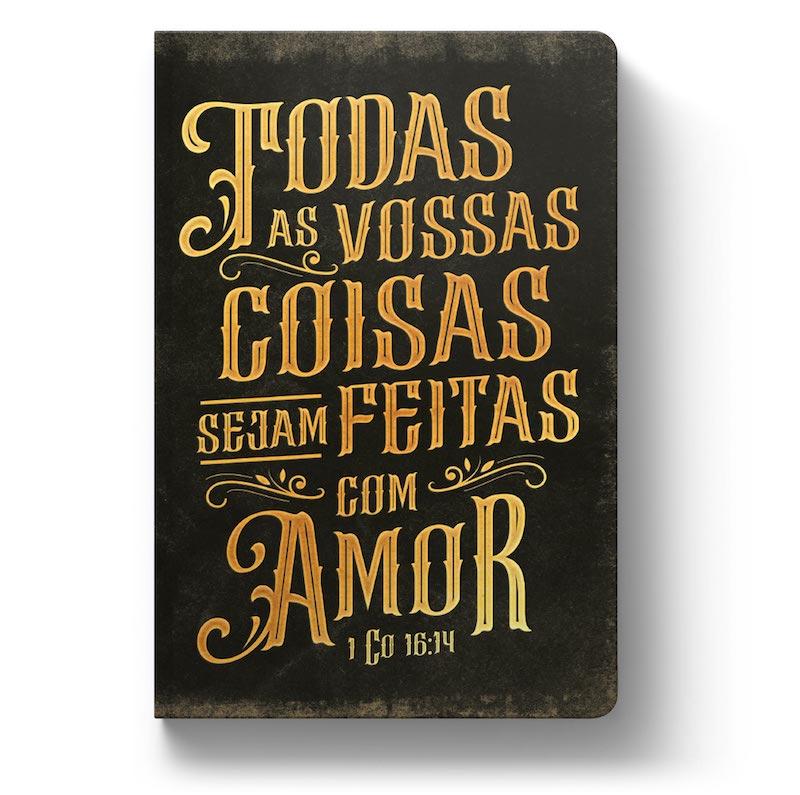 Biblia ACF Todas as Coisas - Letra Grande Soft Touch