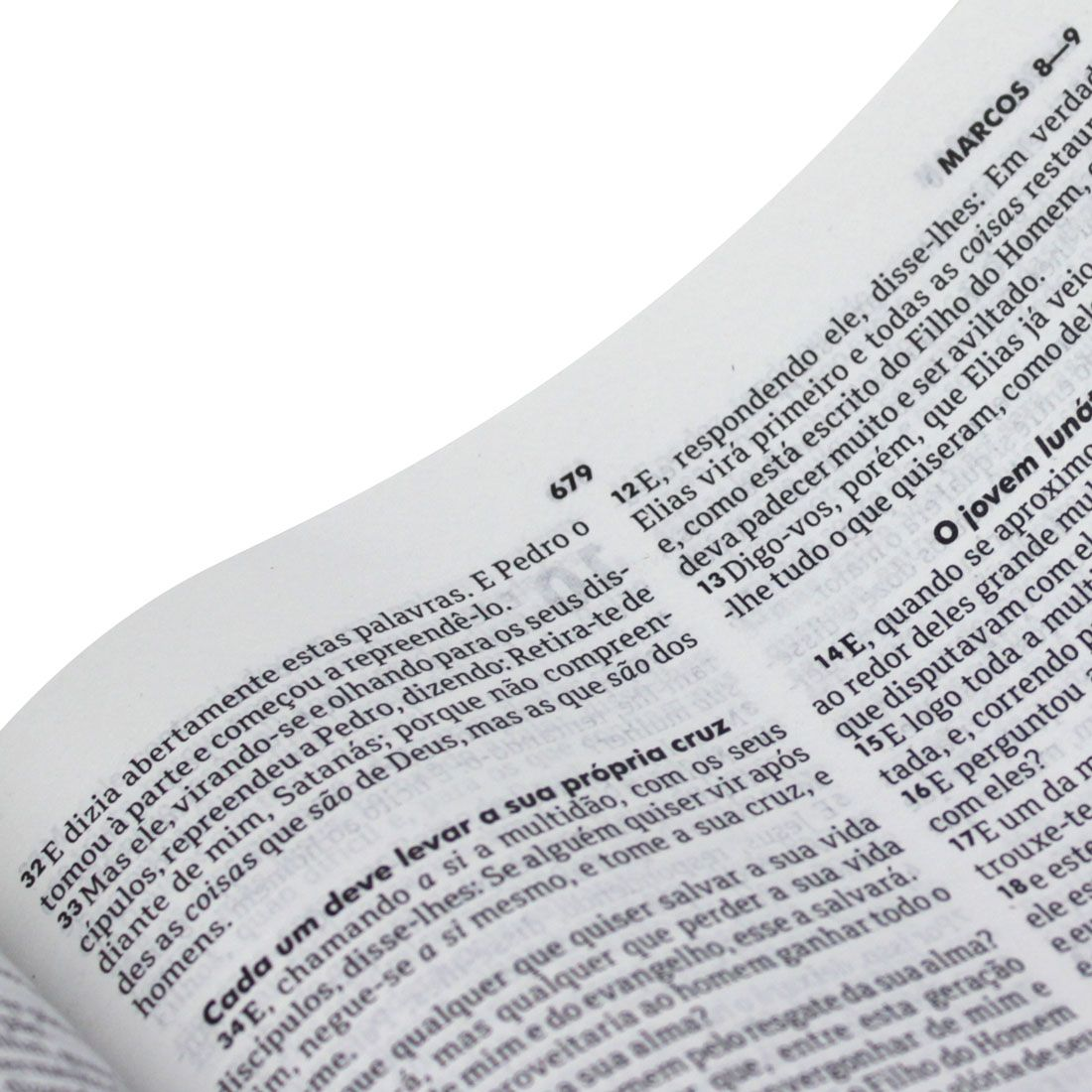 Bíblia Capa Dura   ARC Preta