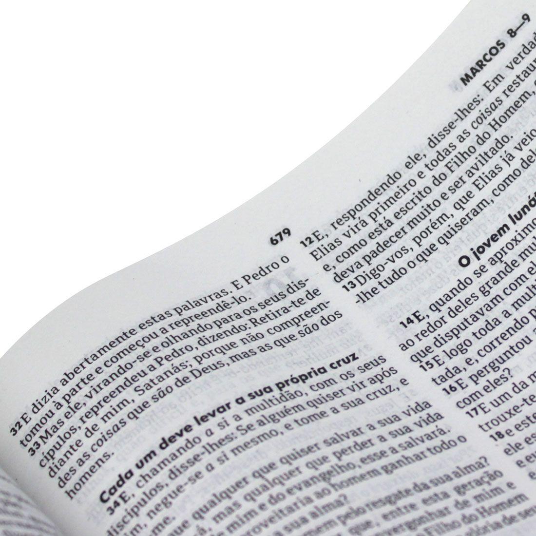Bíblia Capa Dura | ARC Preta