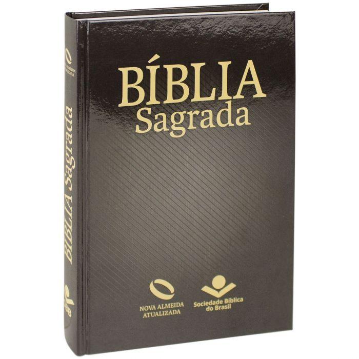 Bíblia Capa Dura   NAA Preta