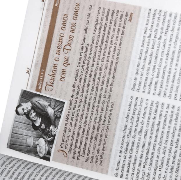 Bíblia da Família | Capa Dura