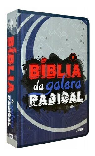 Bíblia da Galera Radical | NTLH
