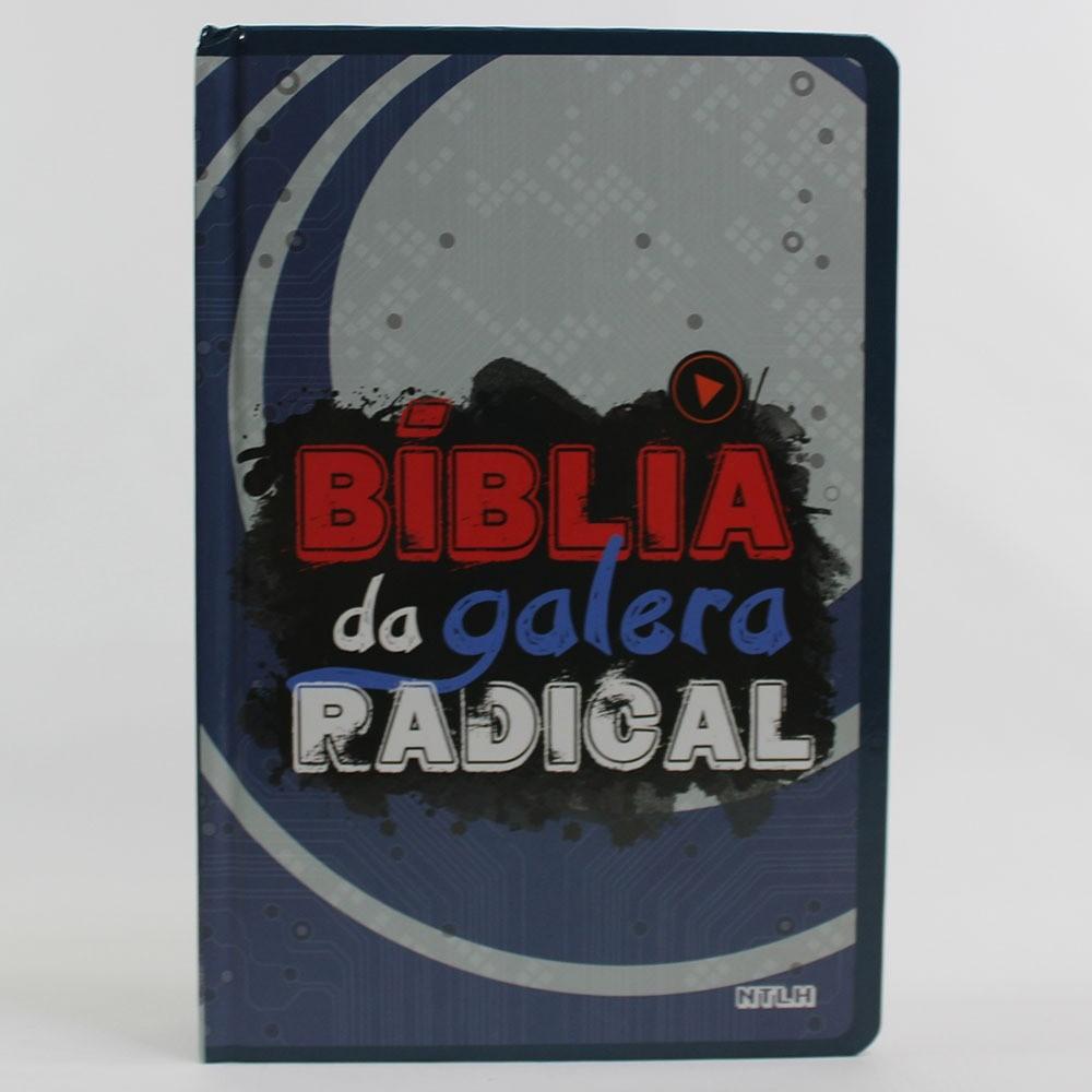 Bíblia da Galera Radical   NTLH