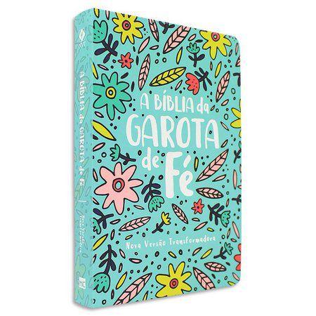 Bíblia da Garota de Fé | NVT