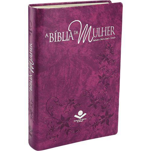Bíblia da Mulher Grande | ARA
