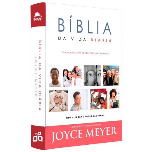 Bíblia da Vida Diária | Joyce Meyer