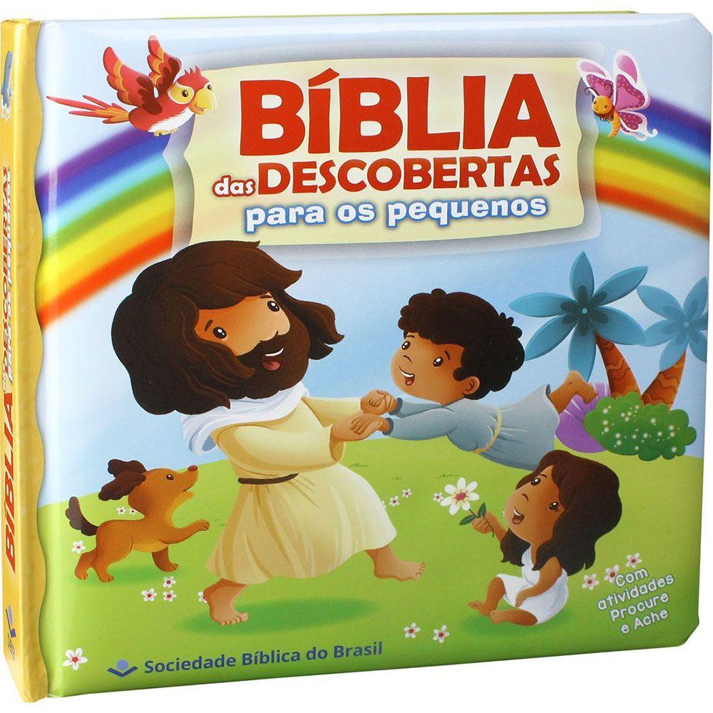 Bíblia das Descobertas Para os Pequenos
