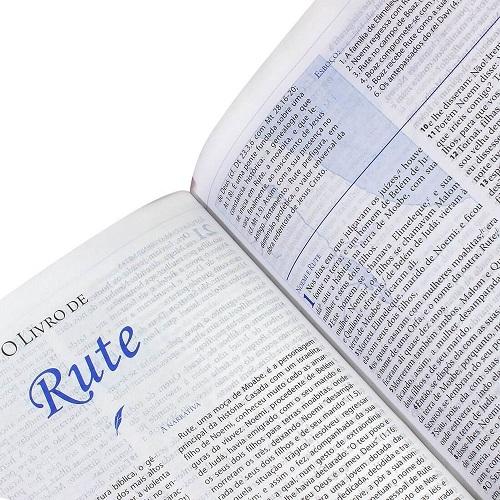 Bíblia de Estudo Almeida | ARA