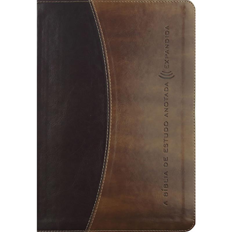 Bíblia de Estudo Anotada Expandida | Charles C. Ryrie