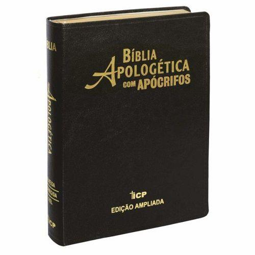 Bíblia de Estudo Apologética com Apócrifos