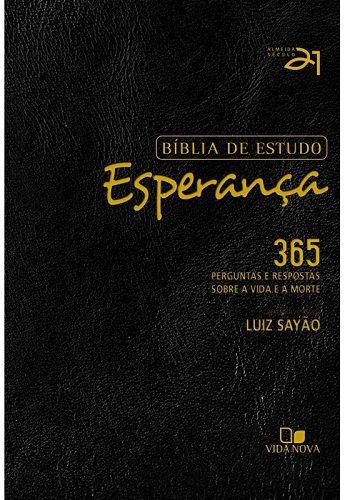Bíblia de Estudo Esperança