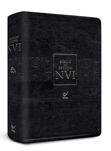 Bíblia de Estudo | NVI | Capa Luxo