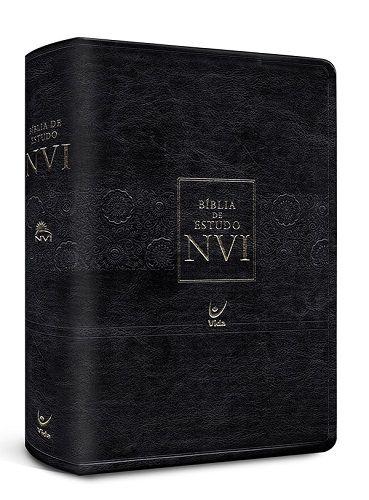Bíblia de Estudo NVI com Índice
