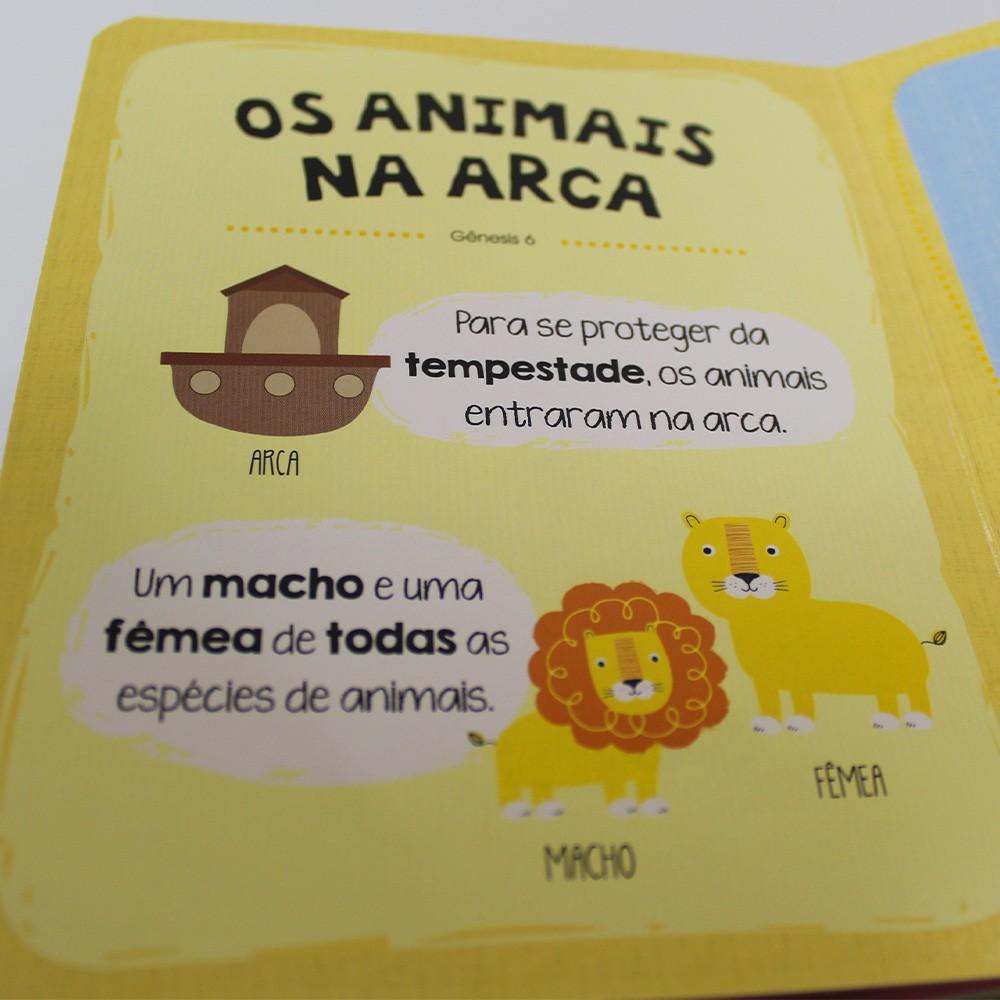 Bíblia do Bebê - Animais