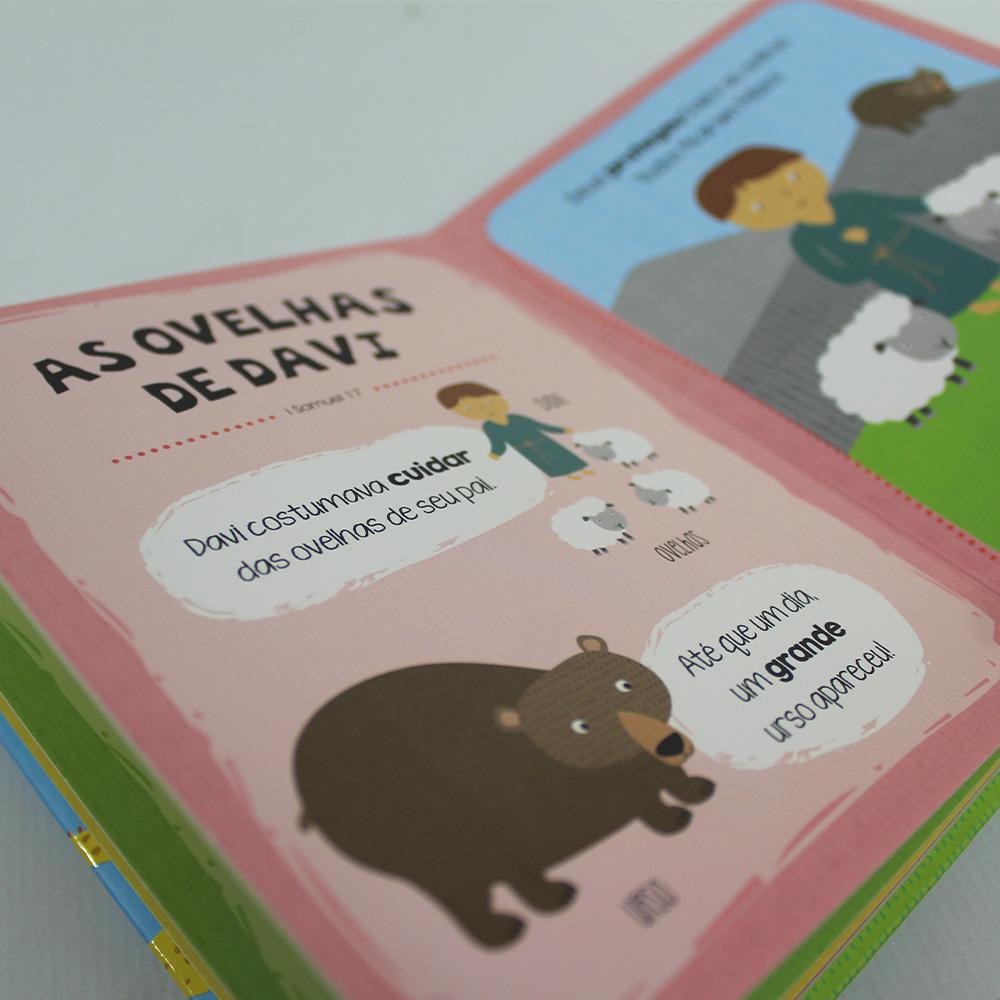 Bíblia do Bebê   Animais