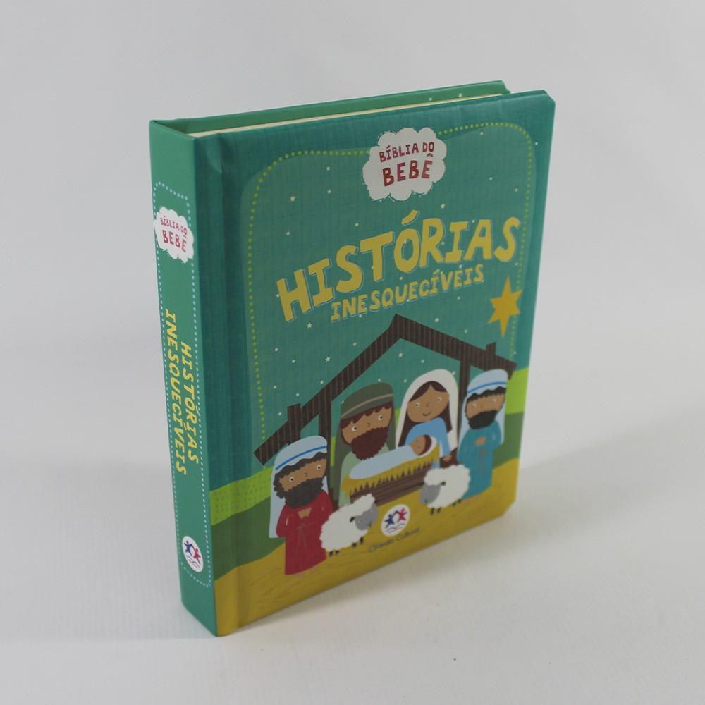 Bíblia do Bebê - Histórias Inesquecíveis