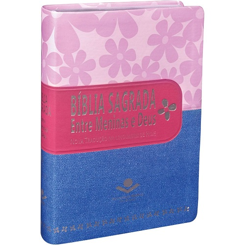 Bíblia Entre Meninas e Deus | NTLH - Triotone
