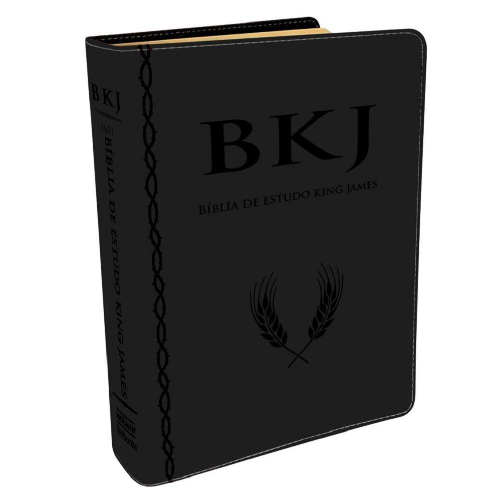 Bíblia Estudo King James Fiel 1611 | Holman | BKJ