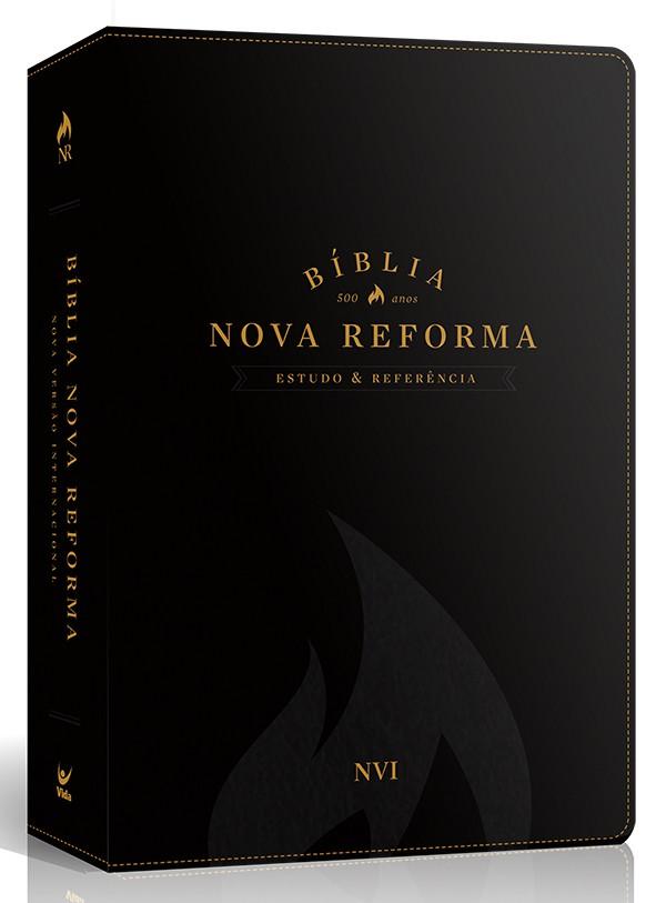 Bíblia Estudo Nova Reforma   NVI
